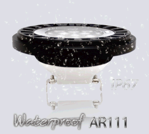 IP67 Waterproof LED PAR36/AR111 Landscape Spotlight for Enclosed Fixture pictures & photos