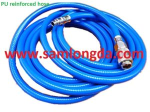 PU Braid Reinforced Air Hose for Air (10*6.5) pictures & photos