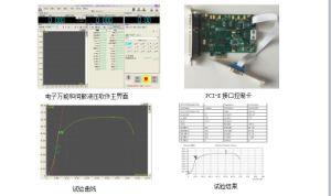 Lab Universal Testing Machine (UH5230/5260/52100) pictures & photos