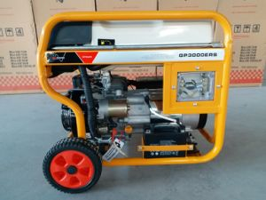 New Design 3kVA Gasoline Generator (GP3000) pictures & photos
