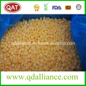 IQF Frozen Diced Yellow Peach with High Quality pictures & photos