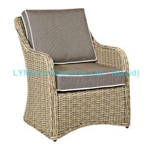 American Modern Design Single Wicker Sofa Garden Furniture pictures & photos