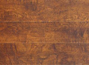 Maple Wave or Handscraped HDF Laminate Floor AC3 pictures & photos
