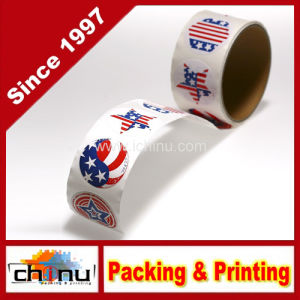 Custom Printed Flag Stickers (440014) pictures & photos