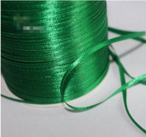 3mm Satin Ribbon 3mm Silk Ribbon pictures & photos
