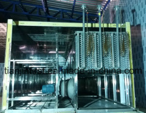 Fluidized Freezer for Fruit and Vegetable pictures & photos