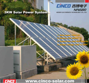 3000W Off-Grid Solar Power System, Stand-alone PV Solar Kit for home Used
