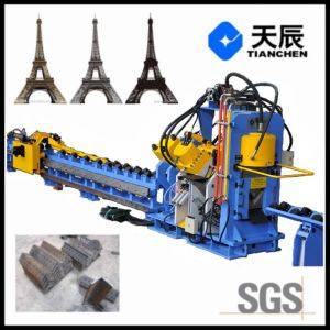 CNC Angle Machine for Tower Model Apm1412 pictures & photos