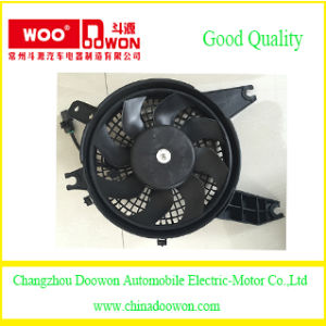 Doowon Auto Parts for Hyundai Terracan 97643-H1600 DC 12V Radiator Cooling Fan