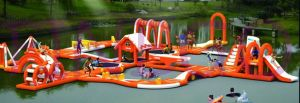 Inflatable Floating Sports Games Water Park pictures & photos