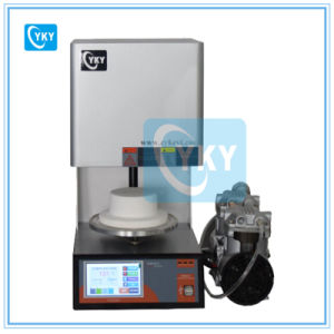 Dental Vacuum Porcelain Furnace with Vacuum Pump pictures & photos