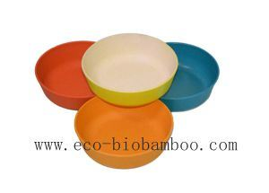 Bamboo Fiber Tableware Bowl (BC-B1003) pictures & photos