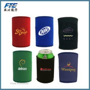 Insulated Sublimation Neoprene Can Cooler pictures & photos