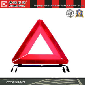 Reflective Car Safety Warning Triangle (CC-WT01) pictures & photos