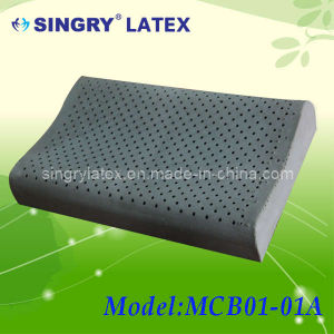 Bamboo Carbon Latex Pillow (MC10)