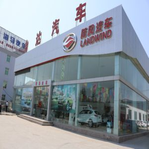 Prefabricated Structural Steel Car Hall Showroom (KXD-SSB1497) pictures & photos