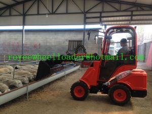 Wheel Loader Zl08 with Ce China Factory Directly Sale pictures & photos