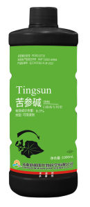 Tingsun Pesticide (matrine 0.3% + oxymatrine extraction + extraction oil complex) pictures & photos