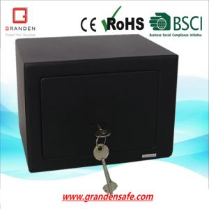 Mini Key Lock Safe (G-17KY) , Solid Steel pictures & photos