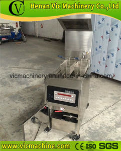 Stainless Steel Electric Deep Fryer Machine with Low pictures & photos