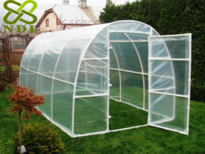 Glass Garden House for Family Small Garden House Flower Greenhouse pictures & photos