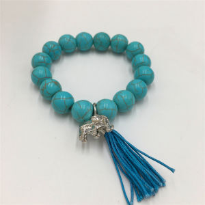 Fashion Jewelry Beads Bracelet with Animal Accessories Alloy Bracelet pictures & photos