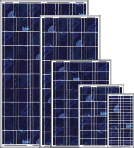 5W-115W Polycrystal Solar Panel pictures & photos