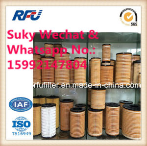 1r-0728 High Quality Oil Filter Auto Parts for Caterpillar (1R-0728) pictures & photos