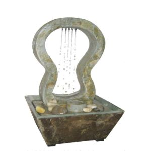 Stone Table Fountain for Indoor Using pictures & photos