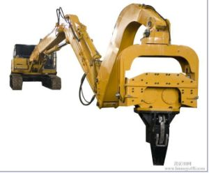 Dlkp38 Vibro Hammer for Excavator in 20-22 Tons pictures & photos