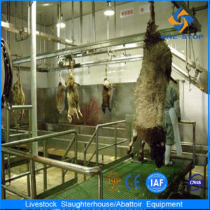 Goat Abattoir Line Machinery pictures & photos