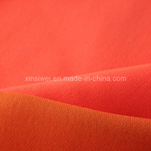 100% Polyester Twill Twisted/Chiffon Fabric for Ladies Suit Habijabi pictures & photos
