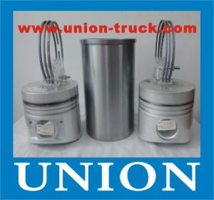 Dalian Lift Truck Piston Kit 6D16 6D24 118mm for Mitsubishi pictures & photos