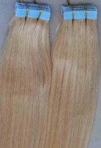 Virgin Peruvian Tape Remy Hair Extensions