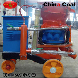 Excellent 5m3/H Concrete Spraying Shotcrete Machine, Shotcrete Machine pictures & photos