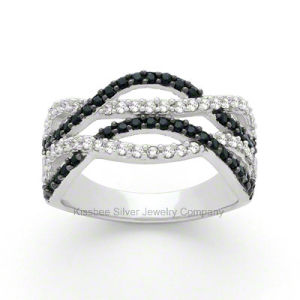 Fashion 925 Sterling Silver Jewellery, Silver with CZ, Silver Jewelry Wholesale (KR3044) pictures & photos