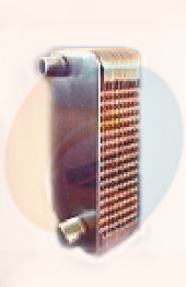 CE Approved Flue Plate Type Heat Exchanger