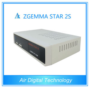 Zgemma Star 2s DVB-S2 Linux Receiver HD Digital Satellite Receiver for Germany pictures & photos