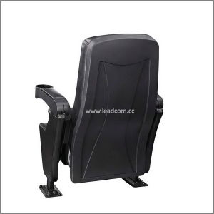 Leadcom Ergonomic Designed Full Rocking Cinema Hall Chair (LS-13602) pictures & photos