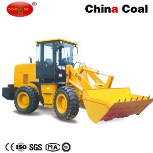 Chinese High Torque Zl-30 Wheel Rock Backhoe Loader pictures & photos
