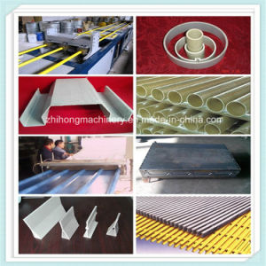 China Best Manufacturer FRP Fiberglass Products Making Machine pictures & photos