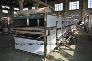 Bottle Cooling Tunnel for Hot Juice Filling Process pictures & photos