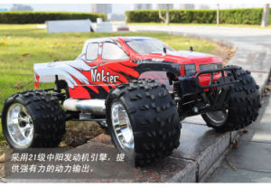 China Toy Manufactures Nitro Remote Controller Power RC Car