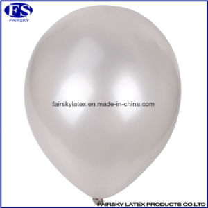 En71 Good Quality Latex Pearl Balloon 12inch Crystal Balloon Round Balloon pictures & photos