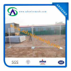 Australia Standard Temporary Fencing Panel with Good Quality pictures & photos