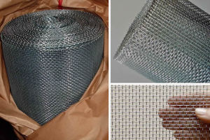 Square Galvanized Iron Netting for Window Screen pictures & photos
