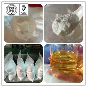 Allantoin Has Good Curative Effect to Chronic Gastritis CAS 97-59-6 pictures & photos