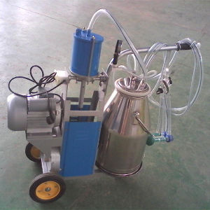 Stainless Steel Cow Milking Machine with Best Price pictures & photos