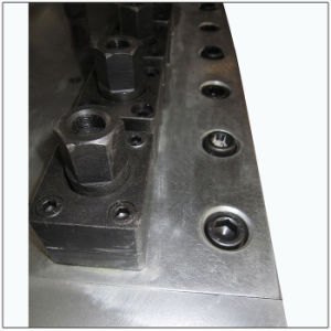 Adjustable Hollow Grid Plate Extrusion Plastic Tooling pictures & photos