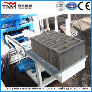 Automatic Concrete Hollow Block and Paver Making Machine (QT4-15A) pictures & photos